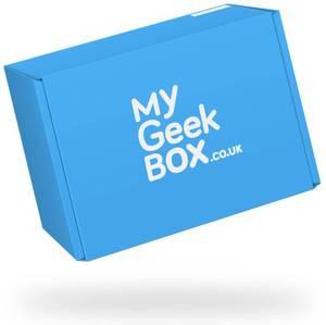 Mystery Past Geek Box
