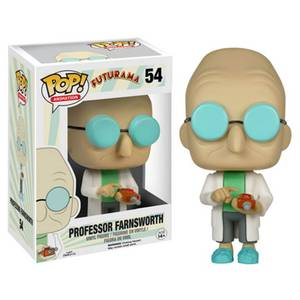 Futurama Professor Farnsworth Pop! Vinyl Figure