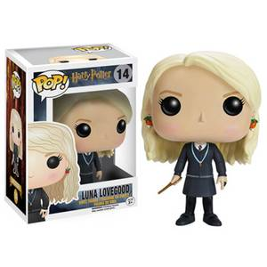 Harry Potter Luna Lovegood Funko Pop! Figur