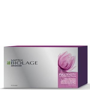 Biolage Advanced FullDensity Stemoxydine Kit, Thickening System for Think Hair