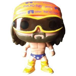 WWE Randy Savage Macho Man Funko Pop! Vinyl