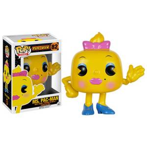Pac-Man Ms. Pac-Man Pop! Vinyl Figure