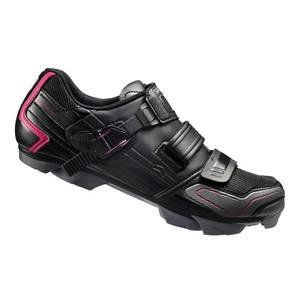 Shimano WM83 SPD Women's Cycling Shoes - Black