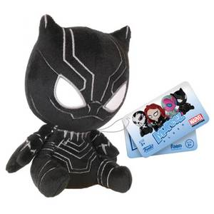 Mopeez Marvel Captain America Civil War Black Panther Plush Figure