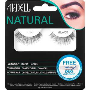 Ardell Natural Lashes 105 Black