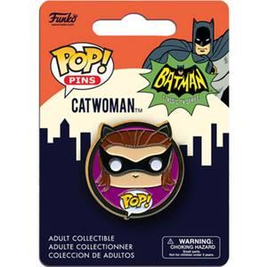 DC Comics Batman Classic 1966 Catwoman Funko Pop! Pin