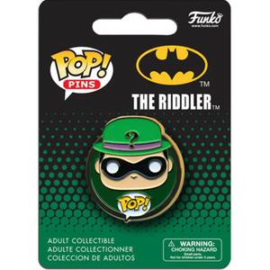 DC Comics Batman Riddler Funko Pop! Pin