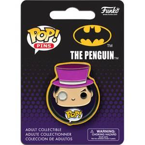 DC Comics Batman Penguin Funko Pop! Pin