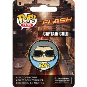The Flash POP! Pins Chapa Captain Cold