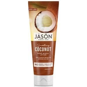 JASON Smoothing Coconut Hand & Body Lotion balsam do dłoni i ciała 227 g