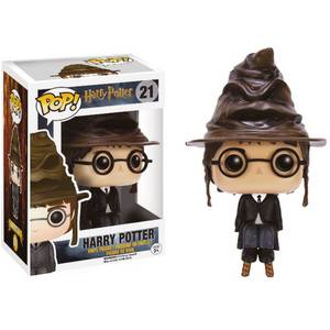 Harry Potter sprechender Hut exklusive Funko Pop! Figur