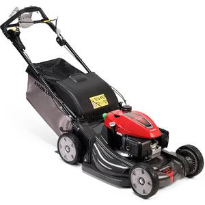 HRX537 VY 53cm Variable Speed Petrol Lawn Mower
