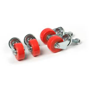 Scicon 4 Wheels Plus Screws for Aerocomfort
