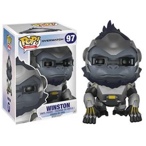 Overwatch Winston 6-Inch Figura Pop! Vinyl