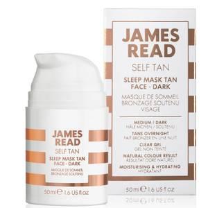 Sleep Mask Tan Go Darker Face deJames Read (50 ml)