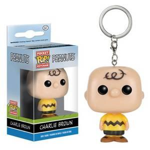 Peanuts Charlie Brown Pocket Pop! Key Chain