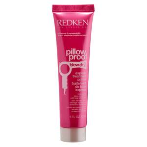 Redken Pillow Proof Blowdry Express Treatment Primer Cream 30ml (Free Gift)