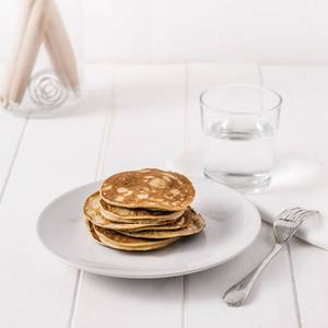 Meal Replacement Box of 7 Maple Syrup Pancakes