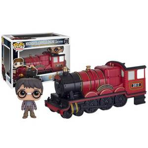 Harry Potter Hogwarts Express Engine Vehicle with Harry Potter Funko Pop! Vinyl