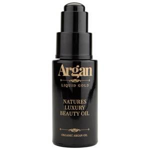 Aceite Natures Luxury BeautyArgan Liquid Gold30 ml