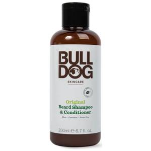 Bulldog Original 2-in-1 Beard Shampoo and Conditioner 200ml