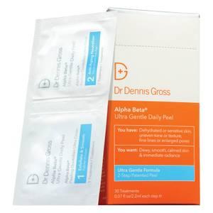 Dr Dennis Gross Skincare Alpha Beta Ultra Gentle Daily Peel (Pack of 30)