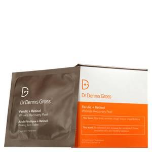 Dr Dennis Gross Skincare Ferulic + Retinol Wrinkle Recovery Peel