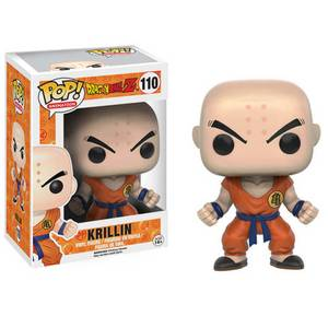 Dragon Ball Z - Crilin Figura Pop! Vinyl