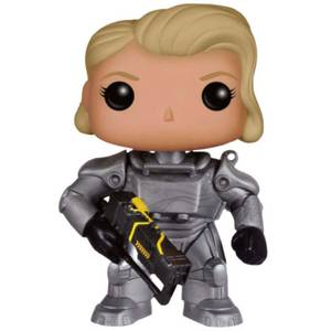 Fallout 4 Unmasked Female Power Armor EXC Funko Pop! Vinyl