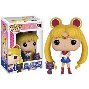 Sailor Moon & Luna Funko Pop! Vinyl