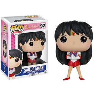 Sailor Moon Sailor Mars Funko Pop! Vinyl