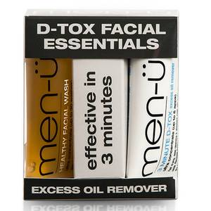 men-ü D-Tox Facial Essentials (15 ml)