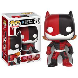 Batman Impopster Batgirl als Harley Quinn Funko Pop! Figur