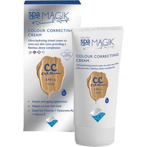 CC Cream con FPS15 Diamond Range de Sea Magik 50ml