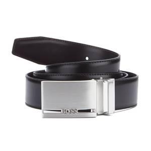 BOSS Hugo Boss Galliz Belt Gift Set - Black/Brown