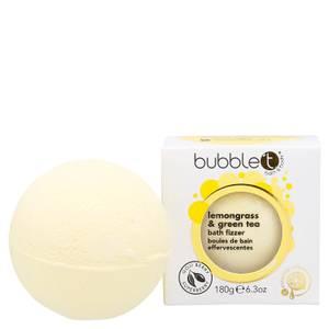 Bubble T Bath Fizzer - Lemongrass & Green Tea 180g
