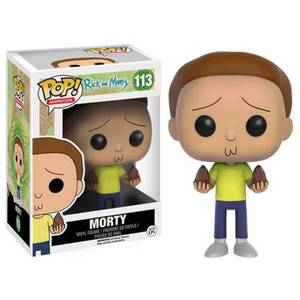 Rick and Morty Morty Funko Pop! Vinyl