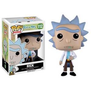 Figura Funko Pop! Rick - Rick y Morty