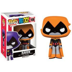 Teen Titans Go! Raven Orange EXC Funko Pop! Vinyl