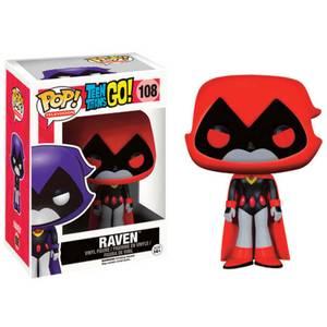 Teen Titans Go! Raven Red EXC Pop! Vinyl Figure