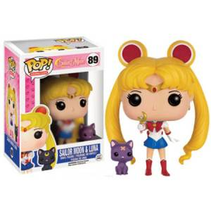 Sailor Moon Luna w/Moon Stick Ltd Ed Funko Pop! Vinyl