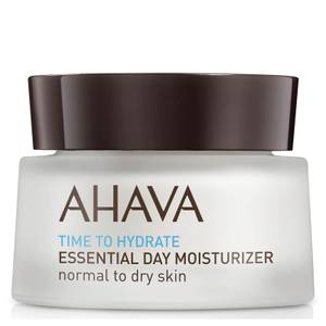 AHAVA Essential Day Moisturizer - Normal to Dry Skin 50ml