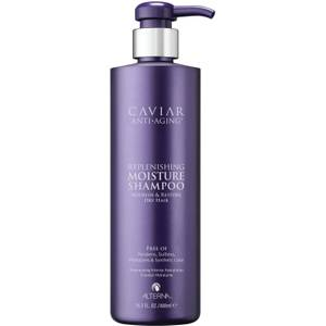Alterna Caviar Anti-Aging Replenishing Moisture Shampoo 16.5oz (Worth $66)