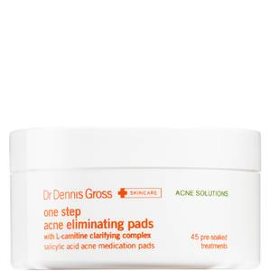 Dr Dennis Gross One Step Acne Eliminating Pads