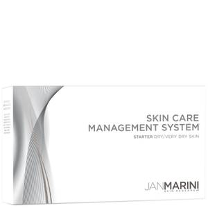Jan Marini Starter Skin Care Management System - Dry to Very Dry Skin (Worth $289)