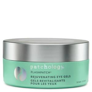 Patchology FlashPatch RejuvinatingEye Gels - 30 Pairs/Jar (Worth $90)