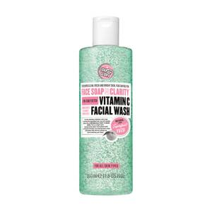Soap and Glory Face Soap and Clarity 3-in-1 Daily Detox Vitamin C Facial Wash