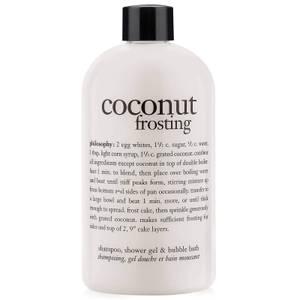 philosophy Coconut Frosting Shampoo, Bath & Shower Gel 480ml