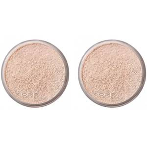 2 x asap Pure Mineral Makeup - Base 8g