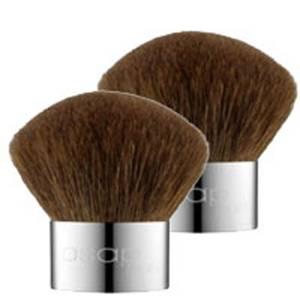 2x asap pure kabuki brush